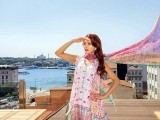 The collection was aptly shot in Turkey with Ainy Jaffri as the face of the brand. PHOTOS: PUBLICITY