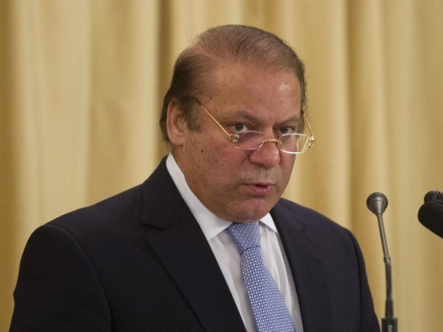 A file photo of Prime Minister Nawaz Sharif. PHOTO: REUTERS