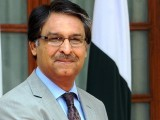 Ambassador Jalil Abbas Jilani said over 90 per cent of the areas in North Waziristan which were previously used by militants as safe havens have been cleared by Pakistan's military. PHOTO: AFP/FILE