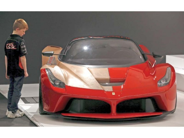 Racing To Public Ferrari Ready For Wall Street Debut Valued Close