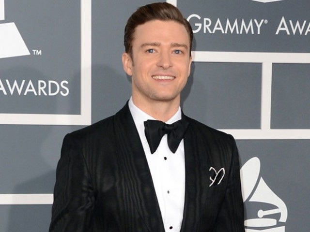 Timberlake is said to be confident he will be able to entertain the star-studded audience. PHOTO: MOVIENATION