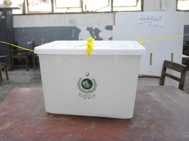 Issues such as education, food security and farm subsidies have been relegated with the onset of LG polls. PHOTO: MOHAMMAD NOMAN/EXPRESS