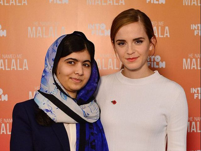 The Nobel Peace Prize winner won the Hollywood actress over when she identified herself as a 'feminist'. PHOTO: FOXSEARCHLIGHT