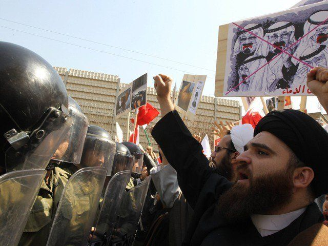 The move comes a day after Bahrain said it has uncovered a terrorist organisation linked to Iran; arrested 47 members. PHOTO: AFP/FILE