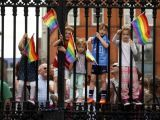 children-wave-rainbow-flags-as-they-stand-with-their-same-sex-marriage-supporting-parents-at-dublin-castle-in-dublin