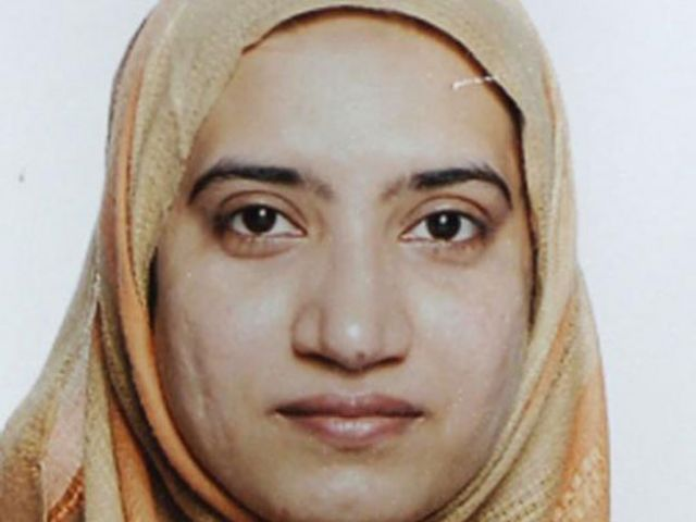 Tashfeen Malik in this undated photo provided by FBI. PHOTO: REUTERS