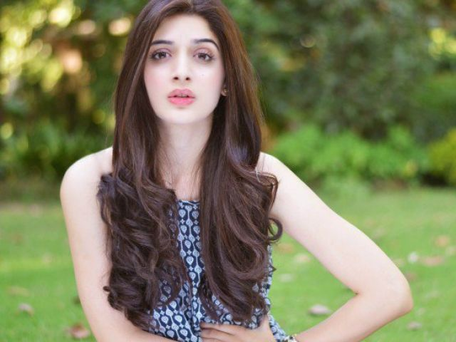 This is only just the beginning, says Mawra. PHOTO: PUBLICITY