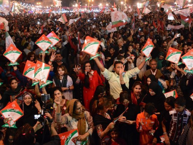 The MQM has won, but it has work to do beyond filling mayoral positions. PHOTO: MOHAMMAD NOMAN/EXPRESS