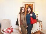 Aiyma and Shehrbano. Asifa and Nabeel launch Lifestyle Couture in Lahore. PHOTOS COURTESY SAVVY PR