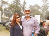 Arooj and Imran Naqvi. Vintage & Classic Car Club of Pakistan present a classic car show in Lahore. PHOTOS COURTESY SAVVY PR