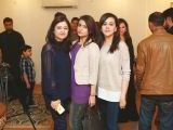 Farheen, Seyham and Mehreen. Asifa and Nabeel launch Lifestyle Couture in Lahore. PHOTOS COURTESY SAVVY PR