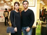 Aliha and Shanzer. Studio One launches in Lahore - PHOTOS COURTESY BILAL MUKHTAR EVENTS & PR