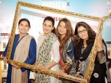 Ambreen Afzal, Sheema Sadia, Jovta Alexandar and Momina Gull. Enclude celebrates its WomenX programme in Karachi - PHOTOS COURTESY CATWALK PR