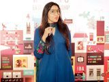 Anosh Razzak. Enclude celebrates its WomenX programme in Karachi - PHOTOS COURTESY CATWALK PR