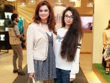Farzeen and Shazmee. Studio One launches in Lahore - PHOTOS COURTESY BILAL MUKHTAR EVENTS & PR