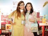 Mehak and Sarah. Enclude celebrates its WomenX programme in Karachi - PHOTOS COURTESY CATWALK PR