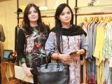 Nawal and Shaima. Studio One launches in Lahore - PHOTOS COURTESY BILAL MUKHTAR EVENTS & PR
