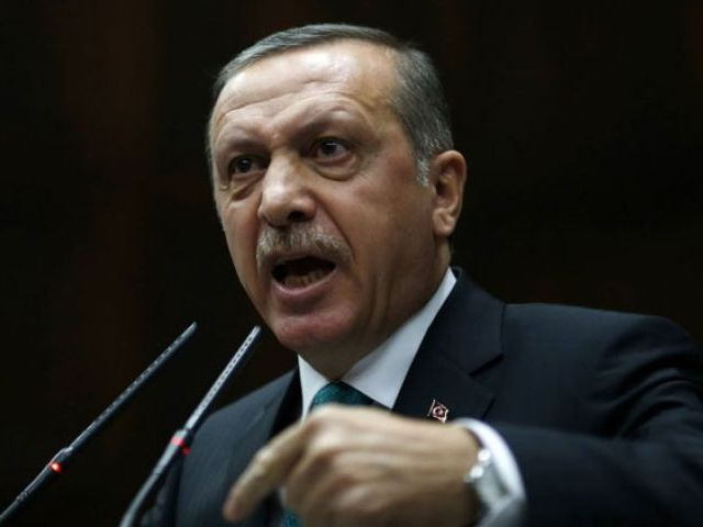 Turkish President Recep Tayyip Erdogan. PHOTO: REUTERS
