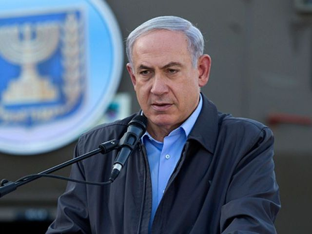 Israeli PM Benjamin Netanyahu PHOTO: AFP