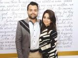 Mo Shah and Aleena. The restaurant Haandi launches in Dubai. PHOTOS COURTESY SAVVY PR