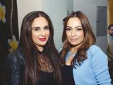 Sadia Butt and Sakshi Nath. The restaurant Haandi launches in Dubai. PHOTOS COURTESY SAVVY PR