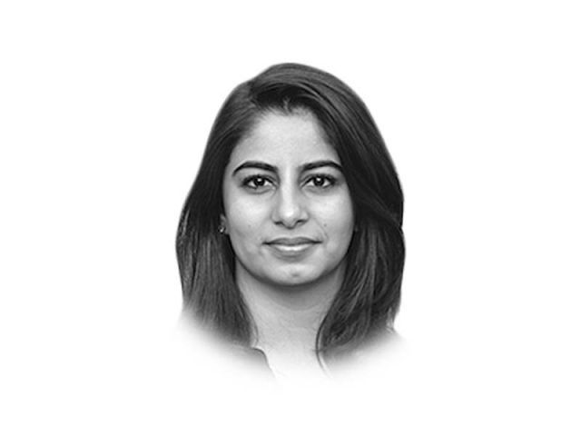 The writer is a lawyer with a post-graduate degree from the University of Cambridge, UK. She is recipient of the Cambridge Commonwealth Trust Award and the Noon Educational Foundation Award. She can be reached @MehvishMI