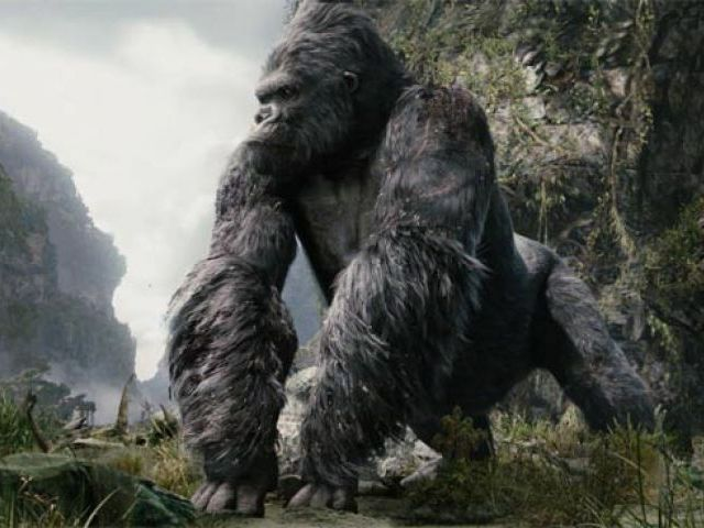 Study shows King Kong lived only in the forest, was a strict vegetarian, and probably wasn't crazy about bamboo. PHOTO: COMIC VINE