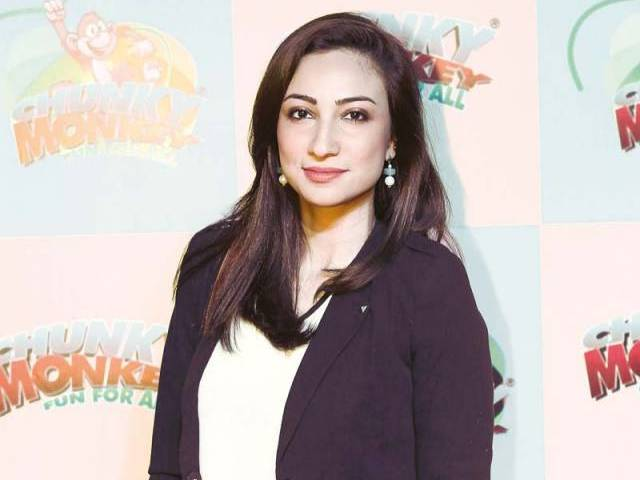 Anushay Ashraf. Fireball launches Chunky Monkey amusement park in Karachi. PHOTOS COURTESY ANASTASIA PR