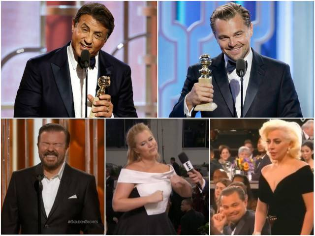 We bring to you the best moments from the night.