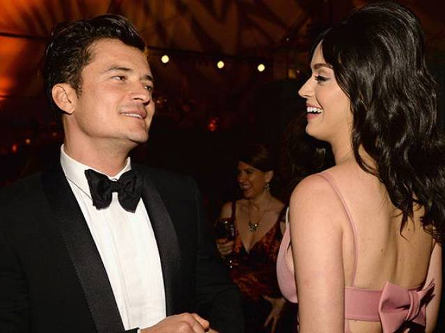 The duo was spotted flirting at the Golden Globes after-party. PHOTO: INTOUCHWEEKLY