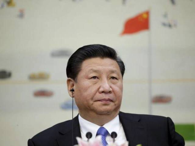 China's President Xi Jinping in Beijing, China, November 3, 2015. PHOTO: REUTERS