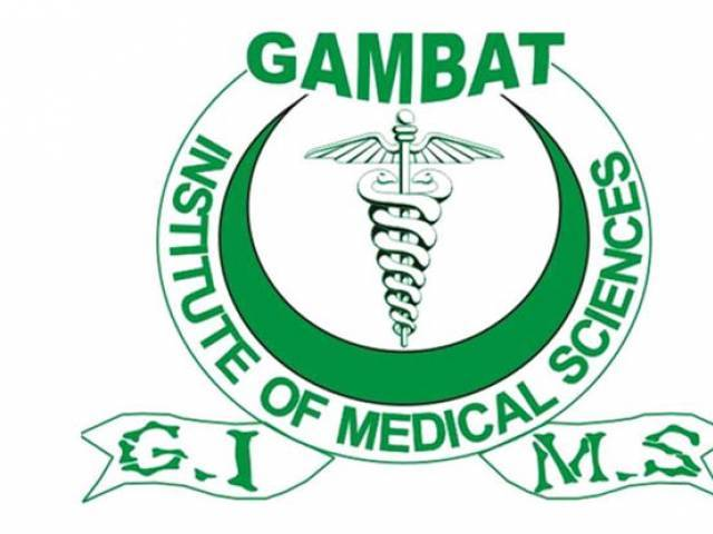 PHOTO: facebook.com/Gambat-Institute-Of-Medical-Sciences