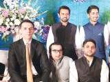 CHAZKA BRINGS THE HOUSE DOWN: Ahmed Karim, Taimur Badat, Umair Siddiqui,