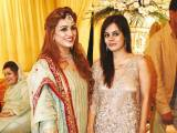THE CHIC SHEIKH WEDDING: Amna Monnoo and Natasha Hamayon