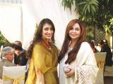 HALLAH WALLAH: Anum Javed and Honey Waqar
