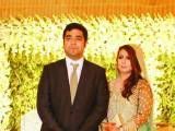 THE CHIC SHEIKH WEDDING: Awais Sheikh and Zainab Akbar