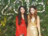 BRINGING IN 2016!: Farina Ghauri and Sehr Khosa