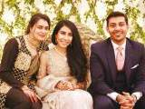 THE #GAMBUSHKA WEDDING:  Mariam Paracha, Anushka Paracha and Suleman Ghaznavi
