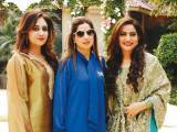 SIGNED AND SEALED: Motiya, Nazish and Nazia Atif