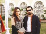 HALLAH WALLAH: Mr and Mrs Ibrahim Tanseer