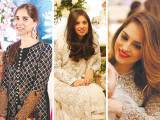 CHAZKA BRINGS THE HOUSE DOWN: Sarah Tabani, Hajra Ismail and Sister of the Bride