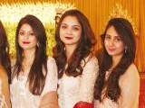THE CHIC SHEIKH WEDDING: Shaza, Hibba and Tehreem