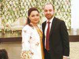 THE #GAMBUSHKA WEDDING:  Sidra and Muntaqa Paracha