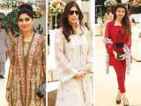 SIGNED AND SEALED: Sonia Humayun , Zainab Malik and Fatima Malik