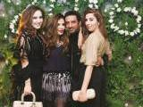 BRINGING IN 2016!: Tina, Mona Shabaz, Shabaz Khosa and Saira