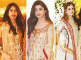 THE CHIC SHEIKH WEDDING: Zainab Mehmood, Mehak Ellahi and Amna Monnoo