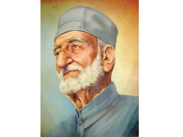 Bacha Khan. PHOTO: FILE
