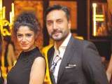 CLASSY FOR  A CAUSE: Angeline Malik and Adnan Siddiqui