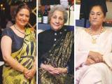 CLASSY FOR  A CAUSE: Atiqa Odho, Laila Sarfaraz and Timmy Zardari