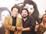 A STAR STUDDED NIGHT:  Behroze & Danish Nawaz